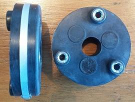 Coupling HP pump shaft (1)