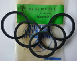 Set of NOS o-rings