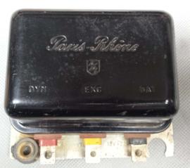 NOS voltage regulator