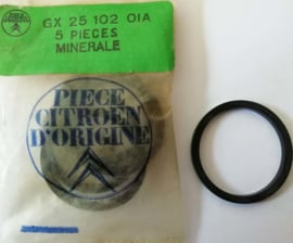 NOS set of brake piston seals