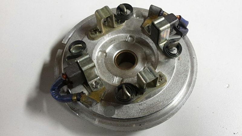 NOS Endpiece with bearing