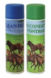 CLEAN FEET & SKIN CONDITION CONTROL ANTI MOK BEHANDELSET