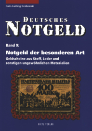 Duitsland Band 9 Notgeld der besonderen Art.