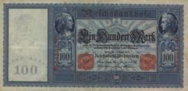 Duitsland R35 100 Mark 1908