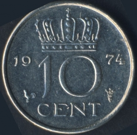 10 Cent 1974