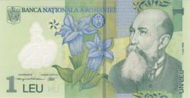 Roemenië P117d 1 Leu 2005 BNL