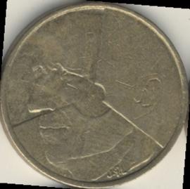 België KM164 5 Franken 1986-1993