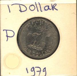 VS/USA 1 Dollar 1979 P KM207