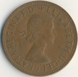 Engeland 1 PENNY 1965 KM# 897