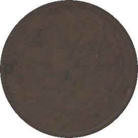Nederland Sch.1019 1/2 Cent 1937
