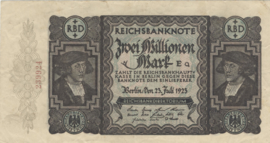 Duitsland P089a 2.000.000 Mark 1923-07-23 Ros.089