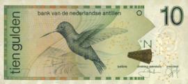 Nederlandse Antillen PLNA20.1.d2 10 Gulden 2011