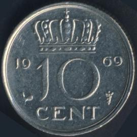 10 Cent 1969 Haan