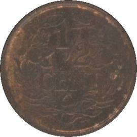 Nederland Sch.1020 1/2 Cent 1938