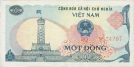 Viet Nam P90.a 1 Dông 1985