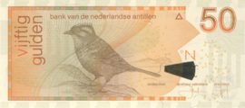 Nederlandse Antillen PLNA20.3.d2 50 Gulden 2011