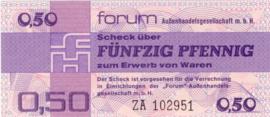 DDR FORUM Ros367b 50 Pfennig 1979