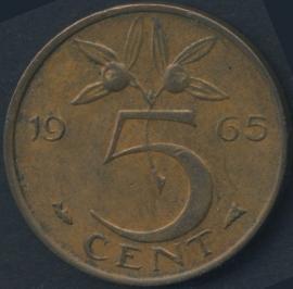 Sch.1214 5 Cent 1965