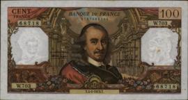 Frankrijk P149.d 100 Francs 1973