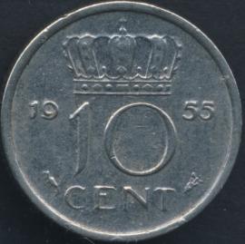 Sch. 1168 10 Cent 1955