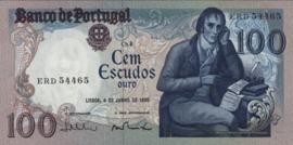 Portugal  P178e 100 Escudos 1980-1985