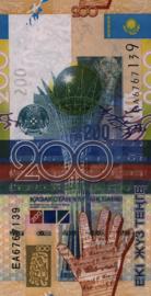 Kazachstan P28.a 200 Tenge 2006