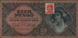 Hongarije P118 Ezer Pengo 1945