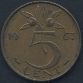 Sch.1212 5 Cent 1963
