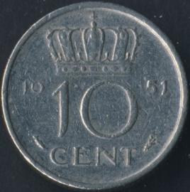 Sch. 1166 10 Cent 1951