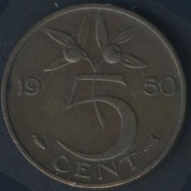Sch.1200 5 Cent 1950