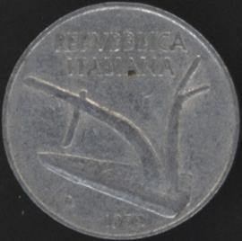Italië KM#93 10 Lire 1953R