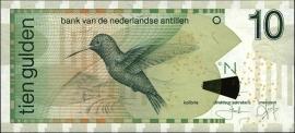 Nederlandse Antillen PLNA20.1.c 10 Gulden 2003