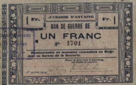 België - Noodgeld