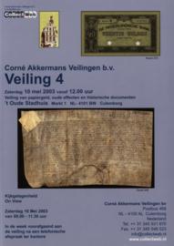 Veilingcatalogus Akkermans 4