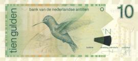 Nederlandse Antillen PLNA20.1.d1 10 Gulden 2006
