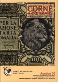 Veilingcatalogus Akkermans 30