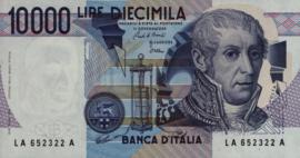 Italië P112.a 10.000 Lire 1984
