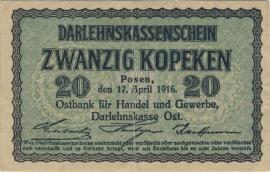 6.1.3.2 Duitsland - Posen 1916 - 1918