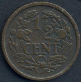 Sch.1014 1/2 Cent 1922