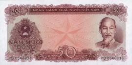Viet Nam P84.a 50 Dông 1976