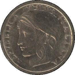 Italië KM159 100 LIRE 1994R