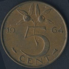 Sch.1213 5 Cent 1964