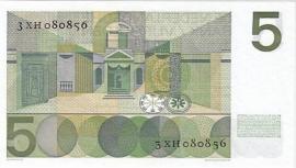 PL22.c2: 5 Gulden 1966 3XH UNC