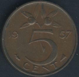 Sch.1207 5 Cent 1957
