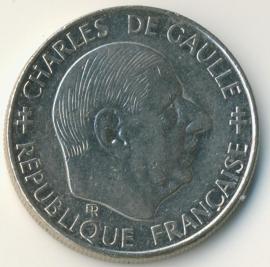 Frankrijk 1 Franc KM963 1988