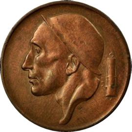Belgique KM144 50 Centimes 1952-1955