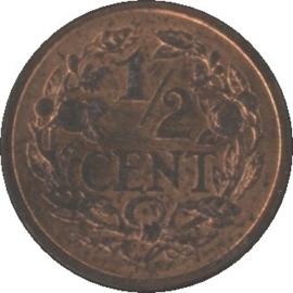 Nederland Sch.1021 1/2 Cent 1940