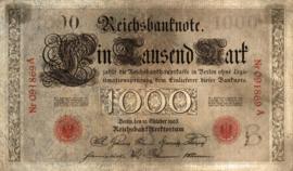 Duitsland P23 1.000 Mark 1903