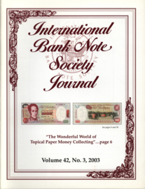 IBNS Journal 2003-3