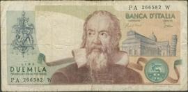 Italië P103.c 2.000 Lire 1983-10-24